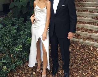 Camilla and Marc Bowery Slip Dress