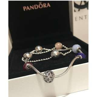 原價$599 Pandora Essence Appreciation Links Charm