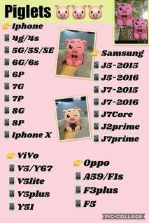 Piglet Phone Casing