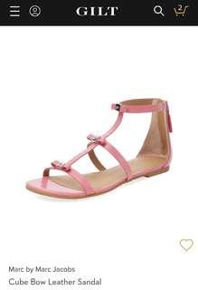 女神鞋 Marc by Marc Jacobs Cube Bow Sandals