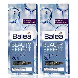 Balea Beauty Effect Lifting Kur 7x 1ml