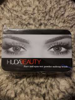 Huda beauty brushesh