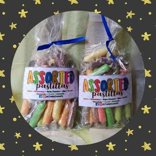 ASSORTED PASTILLAS