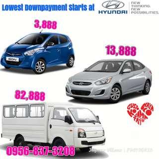 Brand New Hyundai Cars