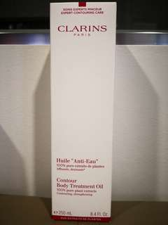 Clarins Anti Eau Body  Treatment Oil 250ml