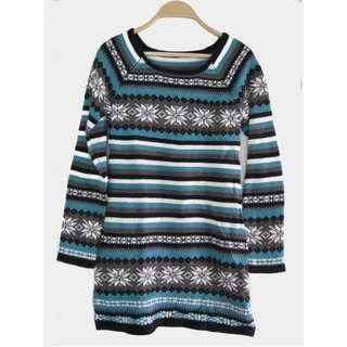 HK Stripe Sweater