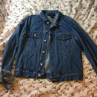 The fifth denim jacket