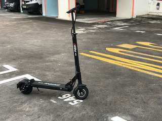 EMOVE TOURING Black Electric Scooter EScooter BNIB Limited Sets Left(10.4AH / 15.6AH)