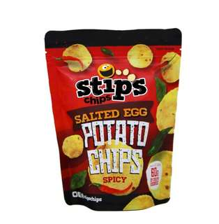 Salted Egg Chips