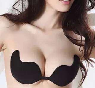 Black Push Up Bra