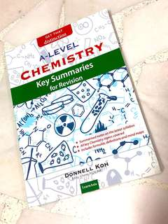 A level H2 chemistry