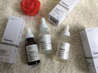 The Ordinary - Granactive Retinoid 2%, Salicylic Acid(SOLD), Niacinamide(SOLD) w/ Free sticker upon request