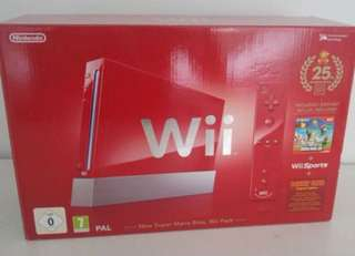 Wii Red