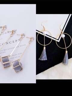 Instock / Po | dangle Earrings