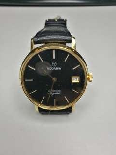 RODANIA Gents automatic swiss watch.