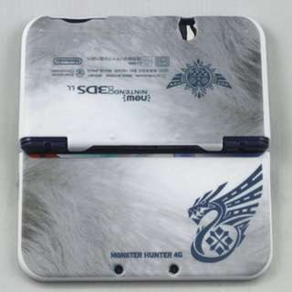 Monster hunter New Nintendo 3DS XL Protective Casing