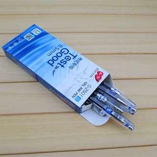 Test Good Gel Ink Pen