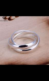 Ring Silver Plated Ring