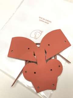 hermes vip gift origami horse head