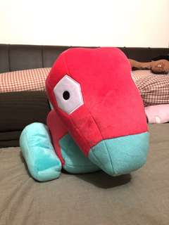 Pokemon Porygon Plushie