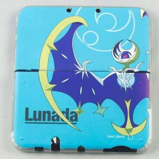 Pokemon lunala New Nintendo 3DS XL Protective Casing