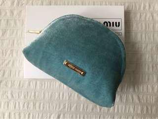 [New] Authentic Miu Miu Parfums Pouch