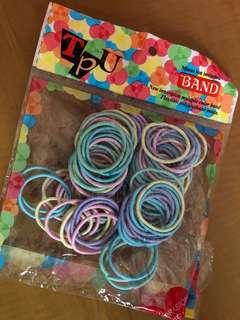 Rainbow Hair Bands