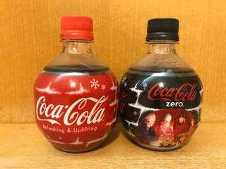 Coca Cola 可口可樂特別版節日瓶