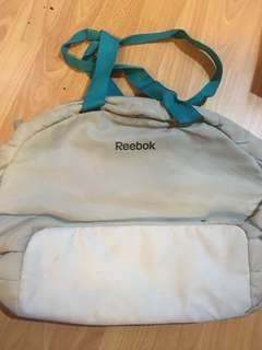 Authentic Reebok Sports/Hand Bag