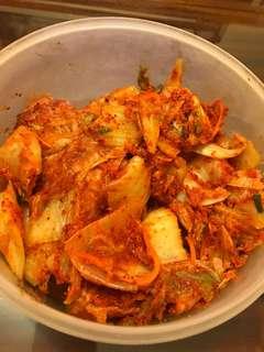 🚚 韓式泡菜