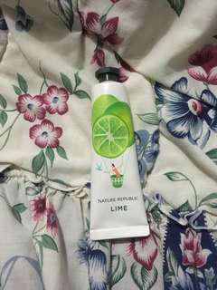 Nature Republic Hand Cream Lime