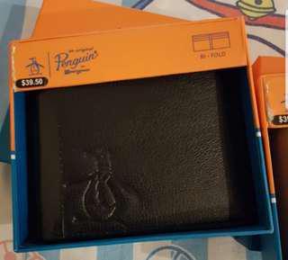 Penguin wallet