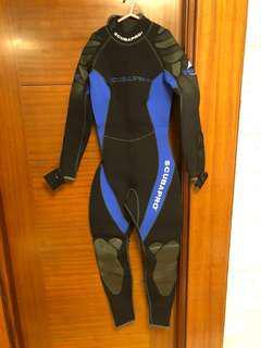 Scubapro Steamer Women's 3mm Wetsuit Size XS (36)