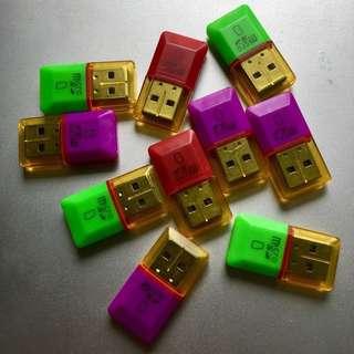 Micro SD TF Card Reader