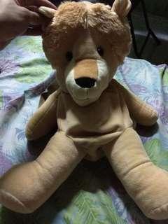 Teddy Backpack