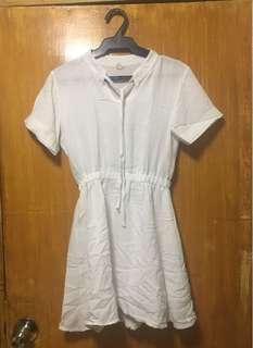 White Sunday Dress