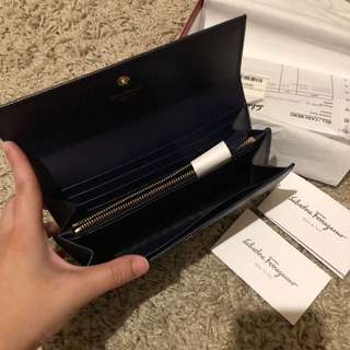 Salvatore Ferragamo Continental Wallet