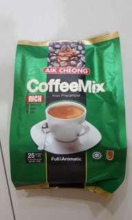 Aik cheong coffee mix