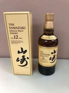 Suntory Yamazaki 12years old