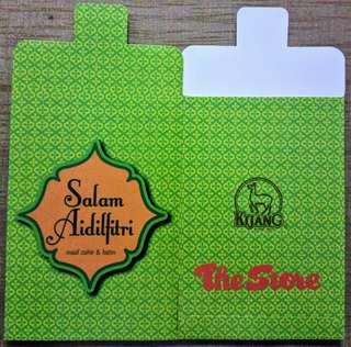 The Store 1 Sampul Duit Raya / Raya Packets