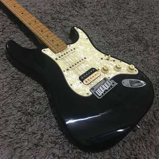 Fender American Stratocaster (with upgrades)