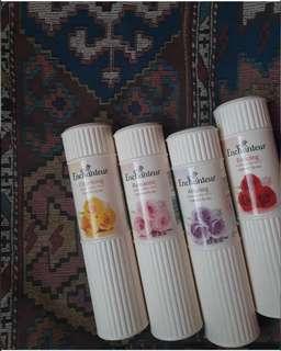 Enchanteur perfumed talc powder 250g