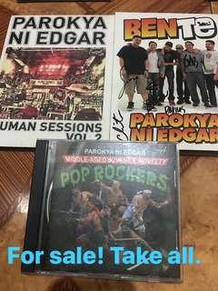 Parokya Ni Edgar CDs