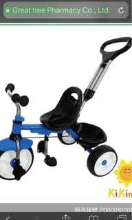 🚚 兒童輔助三輪車