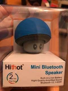 Bluetooth Speaker小菇藍芽喇叭