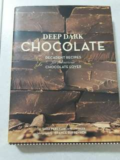 Deep Dark Chocolate decdemt recipes for the serious chocolate lover