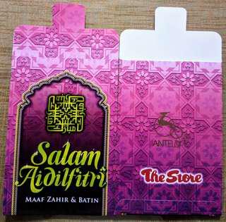 The Store 2017 Sampul Duit Raya / Raya Packets