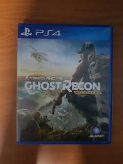 Ghost Recon: tom clancy