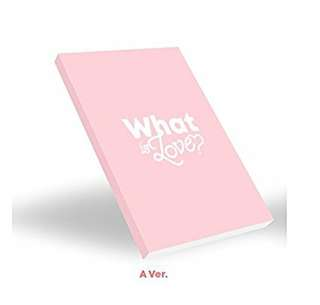 [PRE-ORDER] TWICE - WHAT IS LOVE