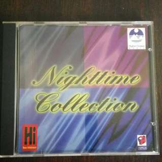 Nighttime Collection CD